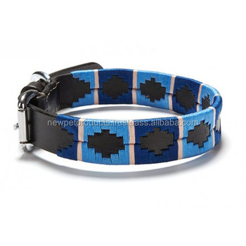 Professional Handcrafted manufacturer Pet leather Dog Collars and Leashes