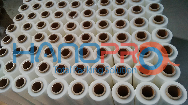 Vietnam exporting LLDPE stretch film