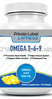 Omega 369 In Softgel Capsules