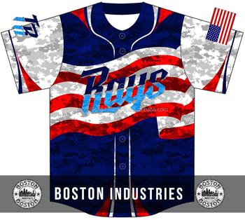 best loved 9d903 f0d8b Patriotic New Design Sublimated Baseball Jersey Men Baseball Jersey Shirt -  Buy Patriotic Baseball Jersey,Sublimation Baseball Jerseys,Full Dye ...