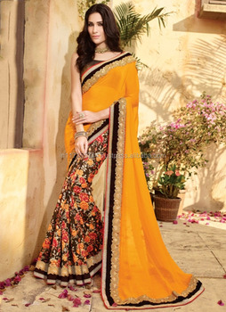 0d5dd0f8dc Bulk saree - Chiffon saree - Latest marwadi saree - Gujarati saree designs  - Saree border
