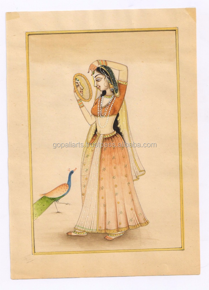 Rajasthani Wall Painting, Rajasthani Wall Painting Suppliers and ...