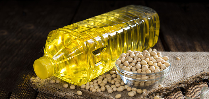 Rbd Soybean Cooking Oil
