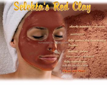 Detox Bentonite Poudre D'argile Rouge - Buy Argile Rouge Product on  Alibaba com