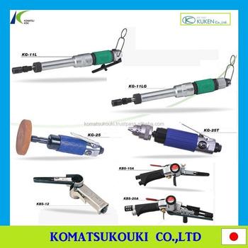 Tough Japan Kuken Air Tools Belt Sander Fastening Sanding