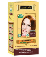 Non allergic hair dye Certified Organic Hair color