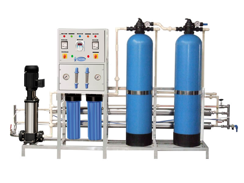 Industrial 500 Lph Ro Plant Cost