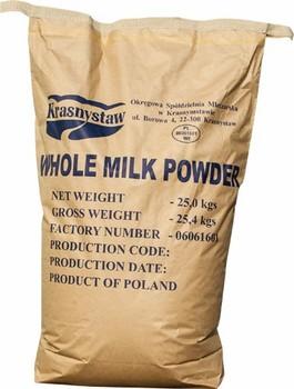 Whole Milk Powder 25kg Bags Buy 25kg Full Cream Milk