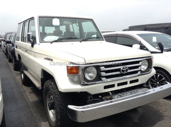 Less Mileage Used Cars For Sale Diesel In Japan For Toyota Land ...