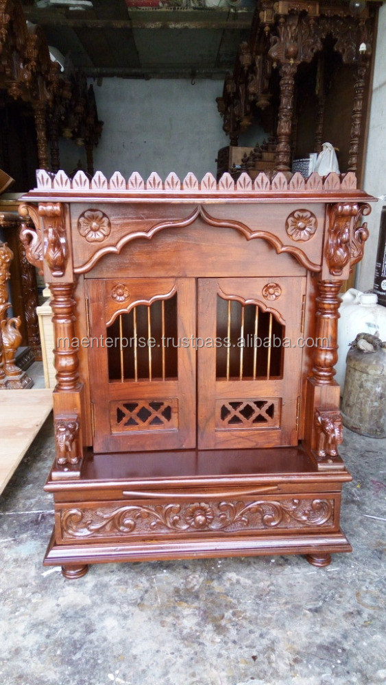 Wooden Temple Design For Home, Wooden Temple Design For Home Suppliers And  Manufacturers At Alibaba.com