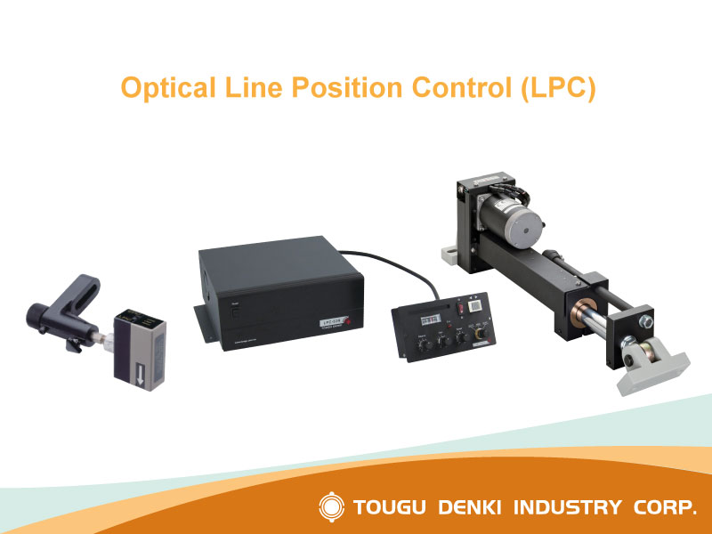 Line / Edge Position Controller (Line Follower Control)