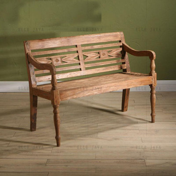 Marvelous Old Teak Wood Leisure Garden Bench Buy Outdoor Wood Bench Reclaimed Wood Bench Garden Furniture Round Bench Product On Alibaba Com Cjindustries Chair Design For Home Cjindustriesco
