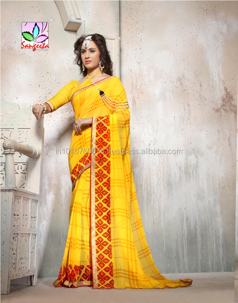 Multicoloured Sarees Indian Traditional Sarees from India