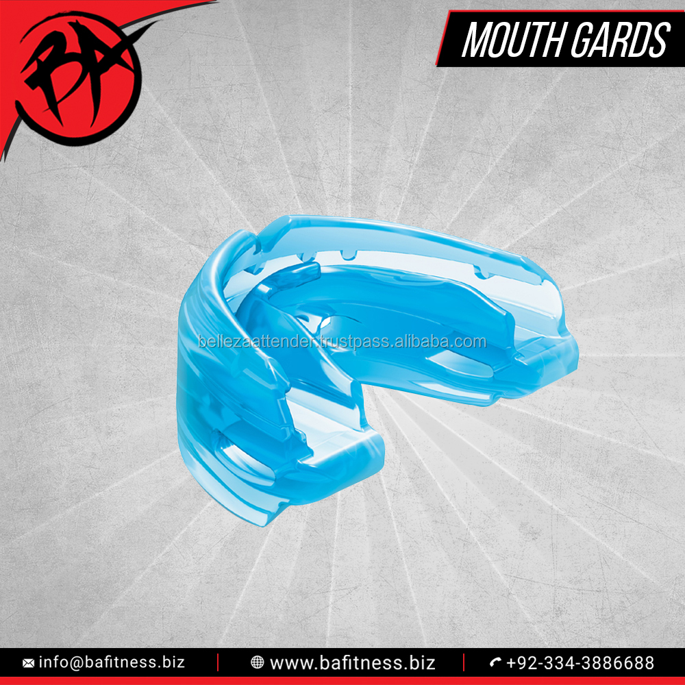 Silicone duy nhất Niềng Răng Mouth Guard mouth guards In mouth guards