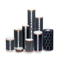 Heating Film for underfloor radiant heating