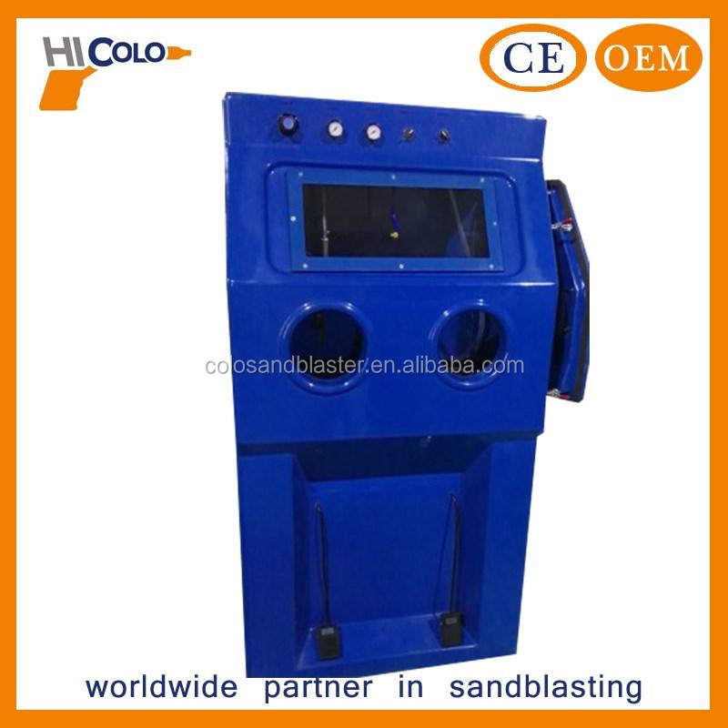 Colo9070w Dustless Wet Liquid Sand Blasting Cabinet Buy