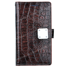 Factory Price Mobile Cover Cell Phone PU Leather Flip Case