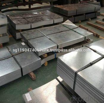 hot dipped galvanized steel sheet coils for uae dubai abu dhabi qatar