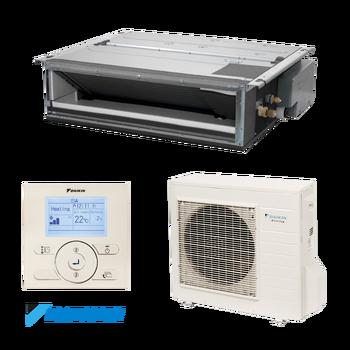 Air Conditioner Daikin Fdxm50f9 / Rxm50m9 - Concealed Ceiling Unit - Buy  Air Conditioner,Air Conditioner Ceiling Units,Daikin Air Conditioner  Product