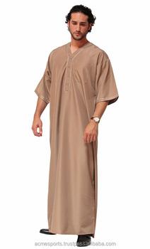 Mens Daffah Thobe - Men's Thobe's,Saudi Daffah Thobes Arabian ...