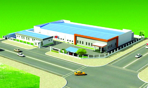 Project Kyung II KOREA Factory production of electronic components