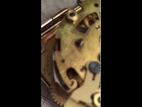 Canadian Hamilton Watch Co Tokyo Japan movement