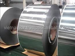 Cold Rolled Stainless Steel Coil 410, BA, best price