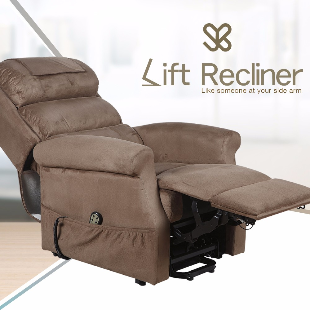 Indoor Furniture Electric Single Vibrating Massage Lift Chair For Elderly