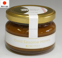 Japanese High Quality Gold Sesame Honey Suitable for Bread and Cookies