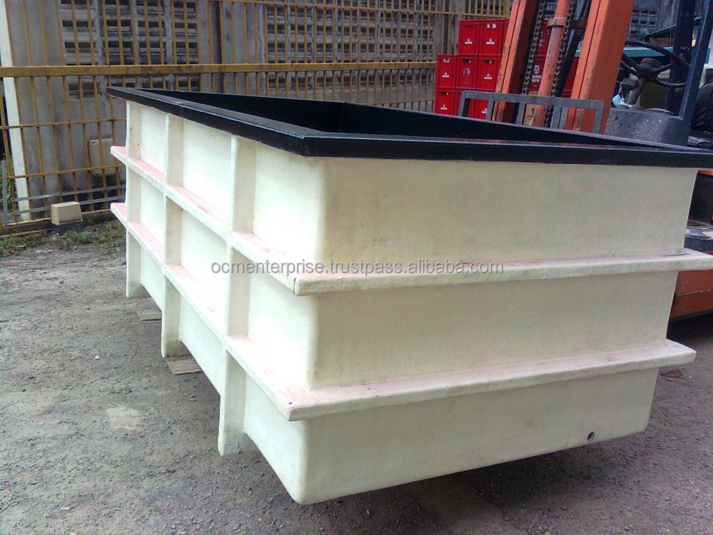 FRP Tank, Composite Storage Tank, Fiberglass Tank (Chemical Options)