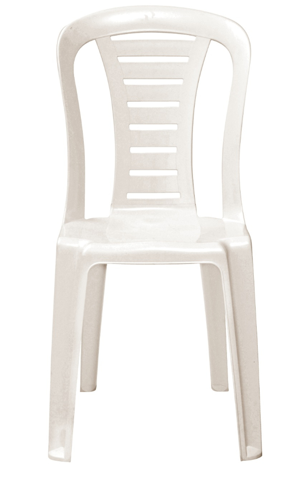 Plastic Garden Chair Without Arms