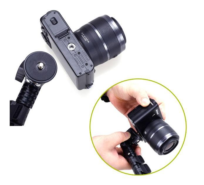 YunTeng 1288 Bluetooth להארכה Selfie כף-יד חדרגל חצובה YT 1288 מחזיק נייד עם שחרור תריס עבור מצלמות טלפון