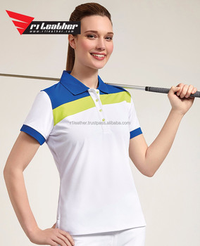 OEM women floral sublimation printing polo shirts  golf shirts formal  pattern design 3e171ca3e0