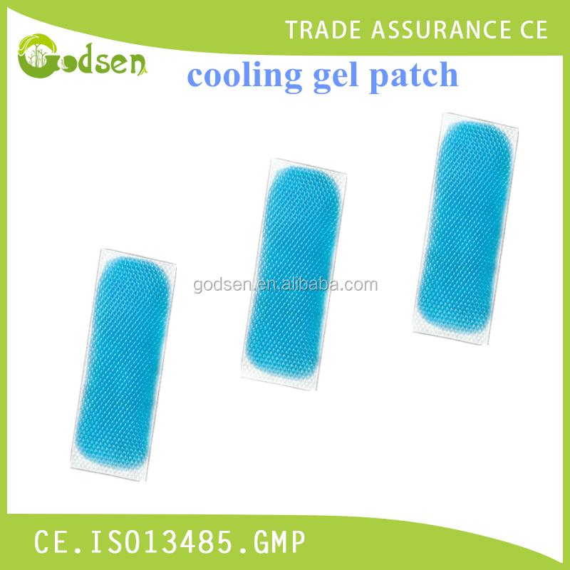 Cooling Baby Fever Gel Patch Without Medicine