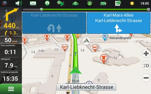 Скачать бесплатно карту польши на навител на андроид