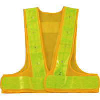 High quality and Durable led safety vest for industrial use ,with reflective material