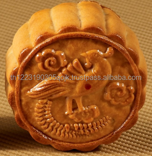 Fruits and Nuts Moon Cake