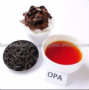 OPA grades are the best organic black tea leaf with tremendous incentive and no additives from 100% original vietnam black tea .