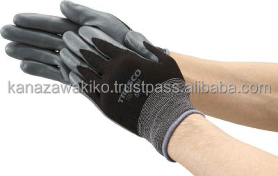 Trusco Nitrile Gloves For Assembly And Inspection Tgw370l