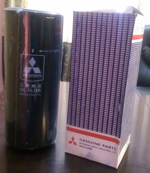 Mitsubishi Oil Filter 37540-11100a - Buy 37540-11100a Element Oil Filter  Product on Alibaba com