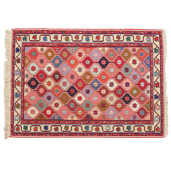 Hand Knotted Persian Made Kilim