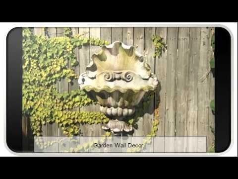 ... French Wall Decor   Garden Wall Decor