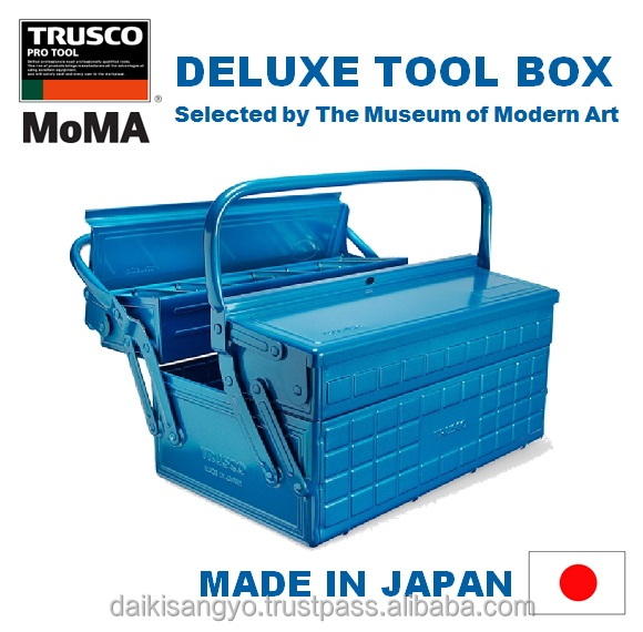 Newest and High-capacity husky tool box Trusco Deluxe Tool Box at reasonable prices