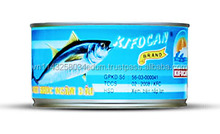 [THQ VIETNAM] WHITE/LIGHT MEAT TUNA IN OIL 200GR X 48 CANS