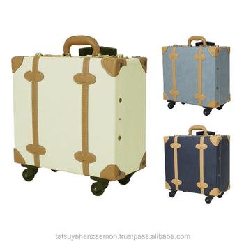 Grossiste Bagages Vintage Roues Boîte Faraway Étui De Voyage D9EHIW2