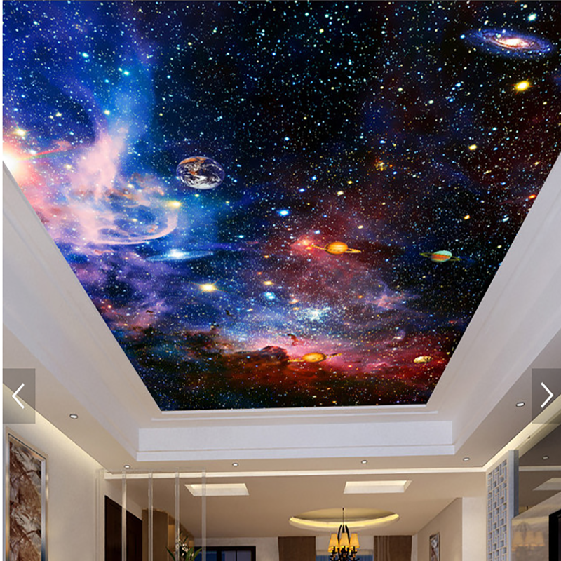 3d high definition cheap ceiling murals wallpapers picture for Cheap wallpaper mural