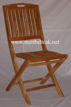 Teak Furniture-RemyFolding Chair-Teak Furniture