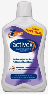 Liquid Soap Activex