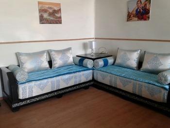 Moroccan Soltane Sofa