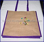 personalized jute items